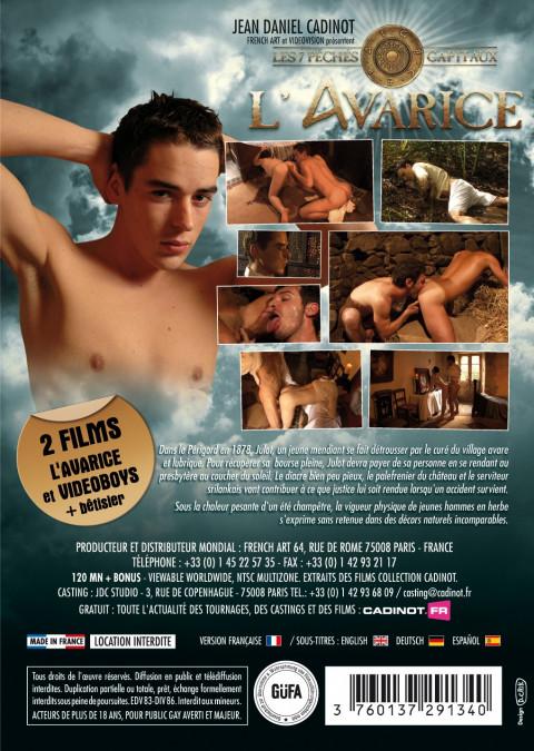 LAvarice (Cadinot) 2010