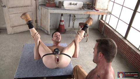 Hot young prolapse