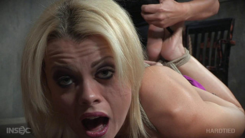 Nadia White and London River - Whipped Blondie