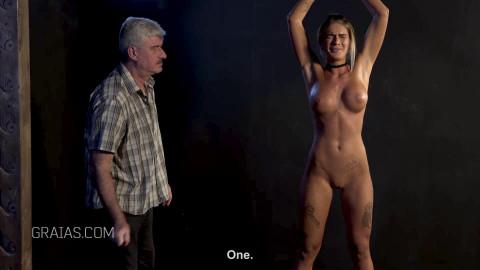 Brutal Punisment For Pretty Slave Fatima