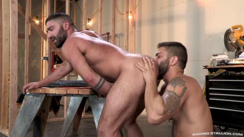 Raw Construction: Adam Ramzi & Sharok Bareback