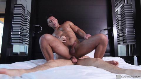 MassageBait - Big Oiled Dick - Seth Santoro & Michael Del Rey 1080p