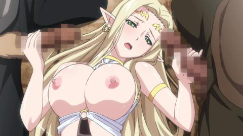 Kuroinu: Kedakaki Seijo wa Hakudaku ni Somaru Ep.04