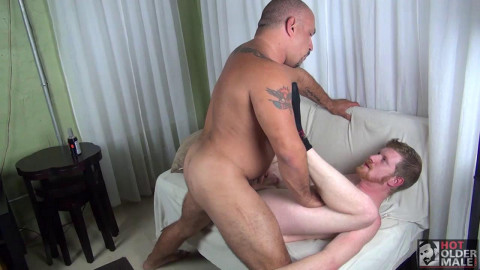 Jay Ricci and Kidd Red