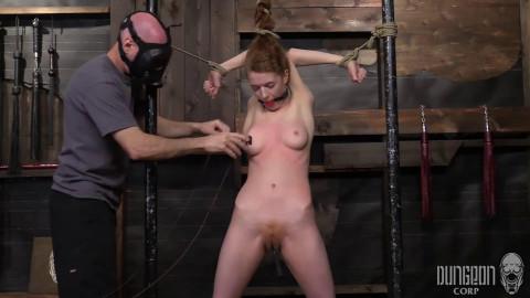 Bondage, spanking and torment for hot hawt slavegirl part2 HD 1080p