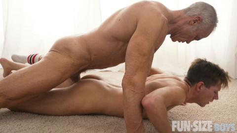 Chapter 1: Funsize Boy Workout - Lukas Stone And Dallas Steele (1080P)