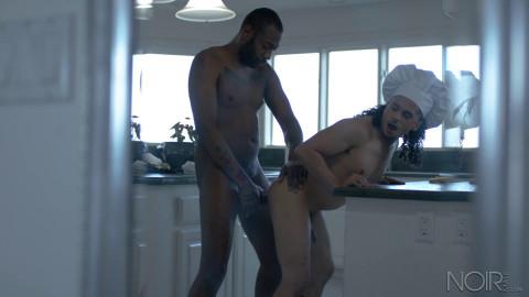 NoirMale Armond Rizzo & August Alexander - Sous Le Chef