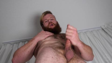Jax Norseman - He Cums in His Red Beard