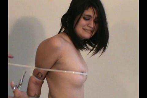 Raquel Zip Bondage