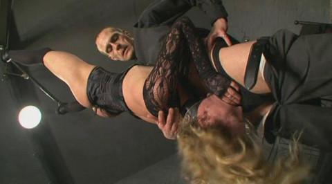 Pretty German Slave Destroyed & Punished