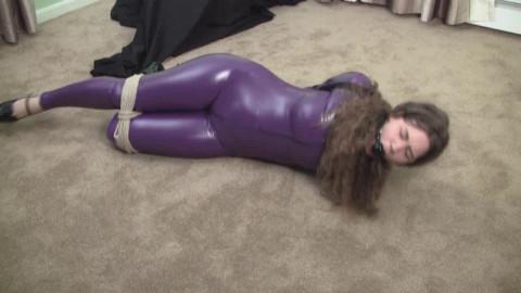 Sarah vs. The Purple Excitement