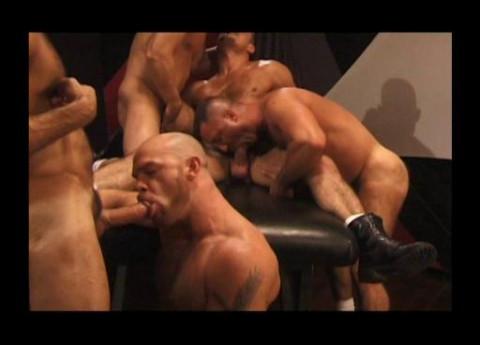 Hairy Boyz Need Hardcore Orgy
