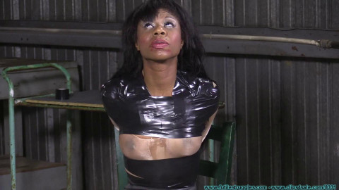 Severe Tape Bondage For Rubee Rox - Part 2 - HD 720p