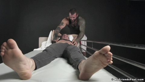 Aces Tickling Audition