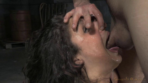 Multiple Orgasms & Drooling Deepthroat (2 Feb 2015) Sexually Broken