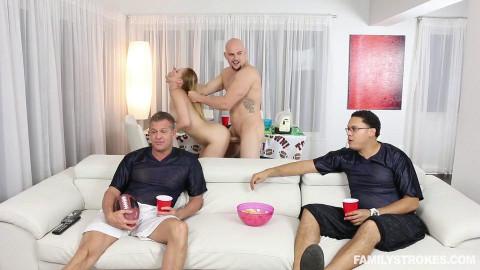 FStrokes - Super Home Young Sluts part113
