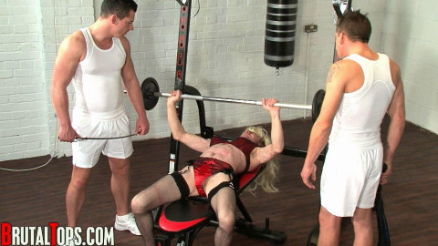 Session ASS TO MOUTH: Slaver Daryl & Dominant Jon