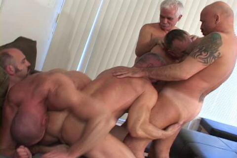 Real Hard Orgies With Older Men