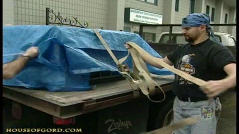 Ultra Breaststorture - Captive Cargo