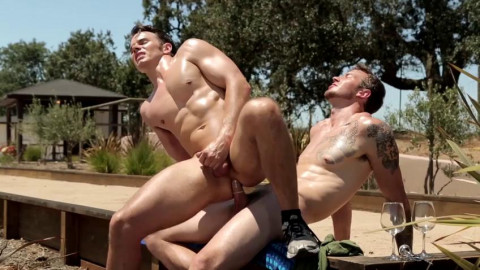 A Scorchin Hot Summer - Mark Long, Jake Karhoff, Markie More