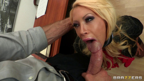 Punishing His A Little Naughty and Slutty Lady Boss