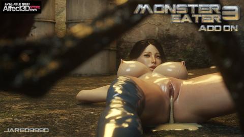Monster Eater Add on part 3