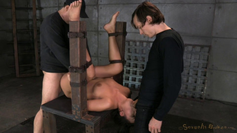 Bound Paisley Parker Roughly Fucked