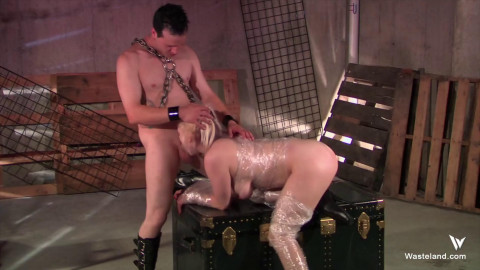 Severe Sex - All Wrapped up and nowhere to go - Scene 6