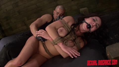 Kali Kavalli Cant Get Enough Rope Bondage