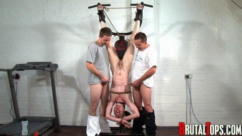 Session 127 (Hung, Pissed On And Shocked)