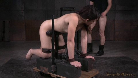 Bent Over & Bound Doggystyle (29 May 2015) Sexually Broken