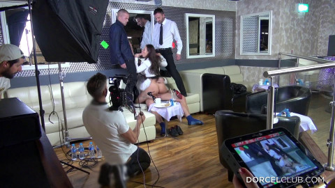 Behind The Scene Of The Movie My Cousin Is A Whore With Lexie Candy 2016