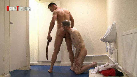 Youre Gonna Lick My Arsehole Completely Clean!