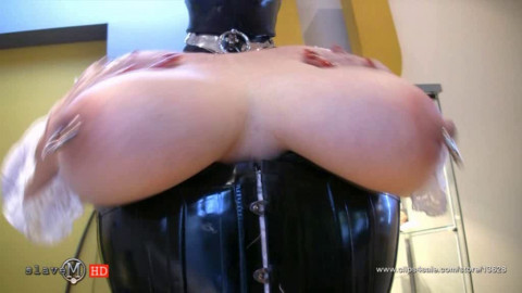 Torture Is A Plump Female Slave