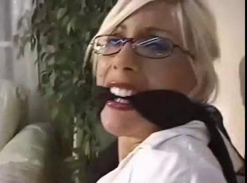 Erika Big melons restraint bondage