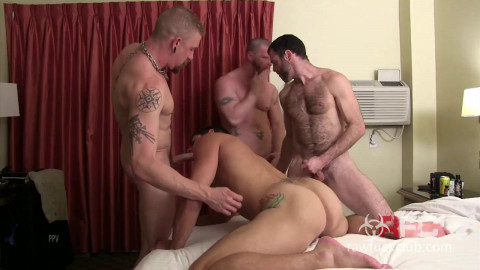 RFC - Jeff Kendall, Dusty Williams and Dylan Saunders