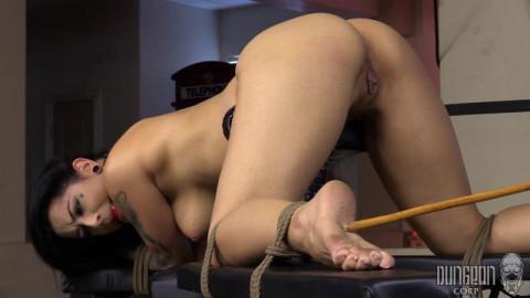 Submissive Succubus In Bondage part 3