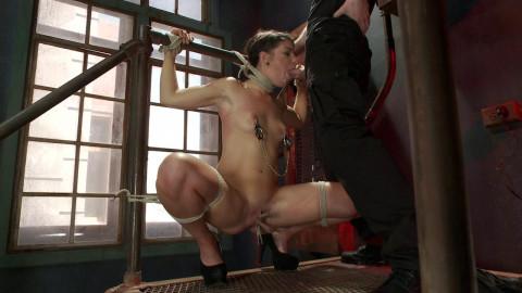 Sexy Little Slut Gets Ass Fucked
