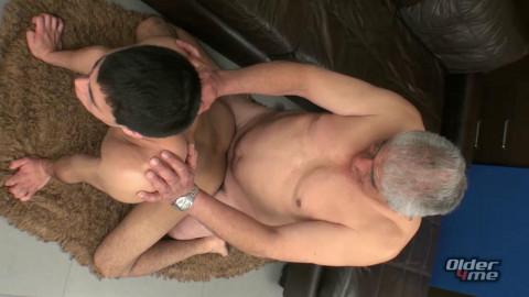 Older 4 Me - Grandpa Loves Fucking Twinks