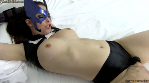 Primal Fetish - The Huntress - Taken by the Invisible Stalker