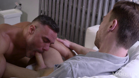 Manuel Skye and Igor Roman