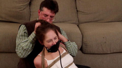 CinchedandSecured - Rachel Adams - HitchHiker Held Hostage