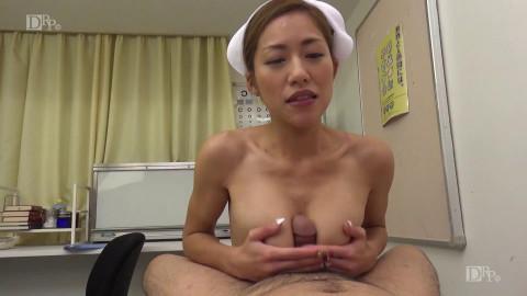 Kanna Kitayama - Nurse With Big Tits
