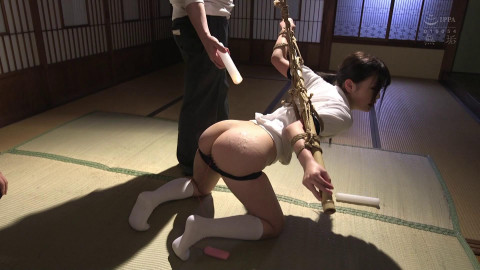 Ever Since That Day A Beautiful Yui Nagase In Uniform Gets S&M Creampie