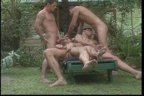 Absolute Fuck & Raw Orgy