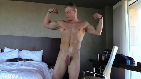 Cowboy Colt Jerks Off Colt McClaire (2014)