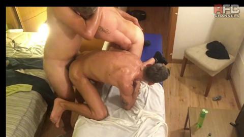 RawFuckClub Massage With Happy End - Jota Palma