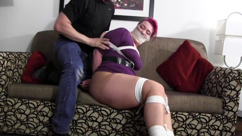 Red Diamond-Full Figured Girl in the wrong room