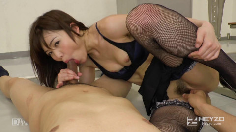Shino Midori - Bimbo Teacher Go!