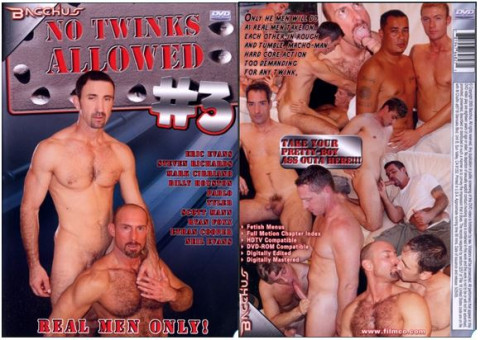 Bacchus - No Twinks Allowed Vol. 3